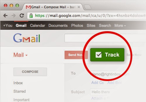 how to know send email read or not