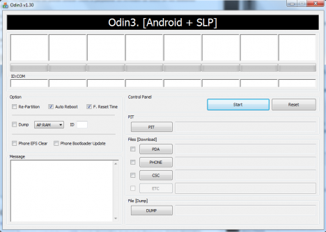 root samsung s5 galaxy using odin
