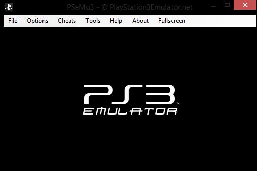 Play Station 3 emulator