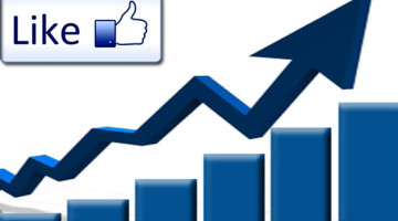 how to increase fb page fan likes