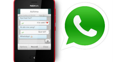 whatsapp for nokia handset
