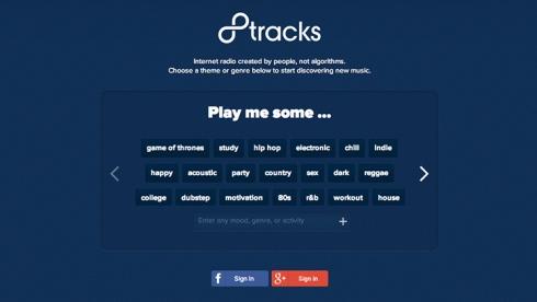 8tranks listen music online