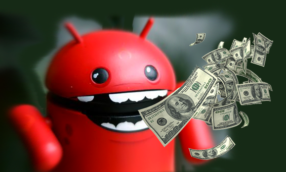 Earn money from android apps